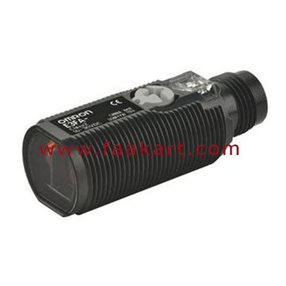 Picture of E3FA-RP21 Omron Photoelectric Sensor, Reflex