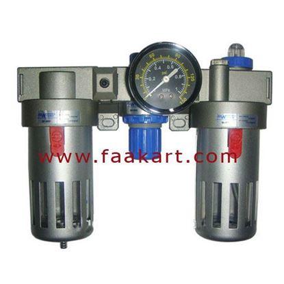 "Picture of BC3000 Air Filter Regulator Lubricator 3/8"""