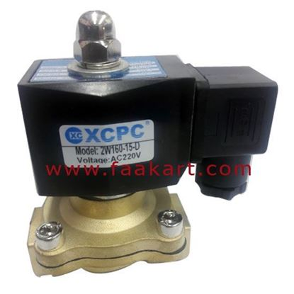"""Picture of 2W160 15 D SOLENOID VALVE 1/2"""" SIZE"""