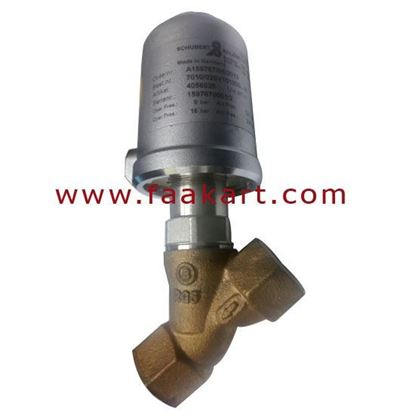"Picture of Angle Seat Valve 7010/020V101000...H, Schubert and Salzer -  3/4"" Size"