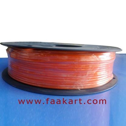 Picture of PU Tube 4X2.5mm-200Mtr Roll - Orange Colour