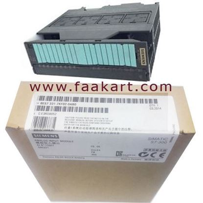 Picture of 6ES7331-7KF02-0AB0 - SIMATIC S7-300, ANALOG INPUT SM 331