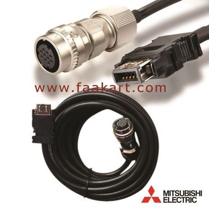 Picture of MITSUBISHI MR-J3ENSCBL5M-L Servo Encoder Cable