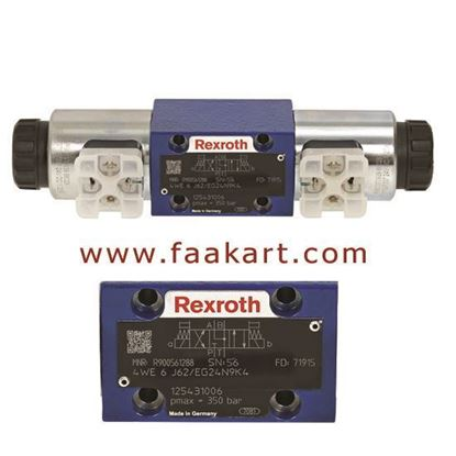 Picture of 4WE6J6X/EG24N9K4 Directional spool valves