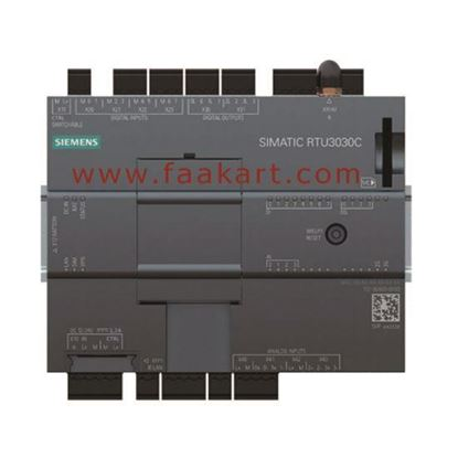 Picture of 6NH3112-3BA00-0XX0 SIMATIC RTU3030C TeleControl