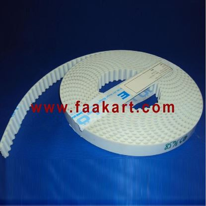 Picture of Belt Tooth 25T10, L=7360 mm open lenght