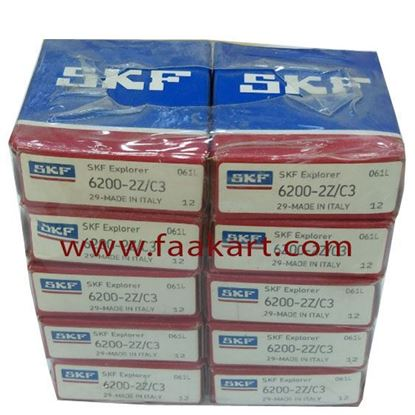 Picture of 6200-2Z/C3 SKF Deep Groove Ball Bearing