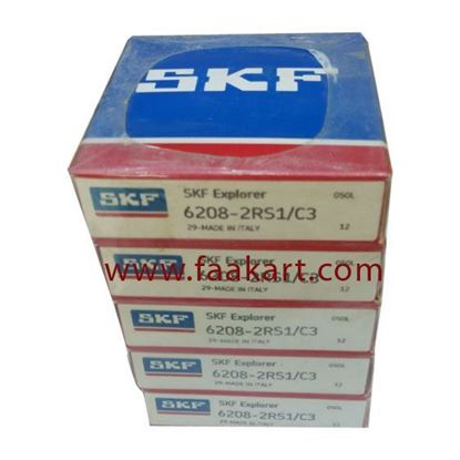 Picture of 6208-2RS1/C3 SKF  Deep Groove Ball Bearing