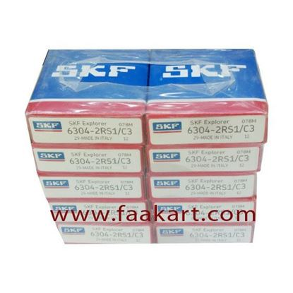 Picture of 6304-2RS1/C3 SKF Deep Groove Ball Bearing