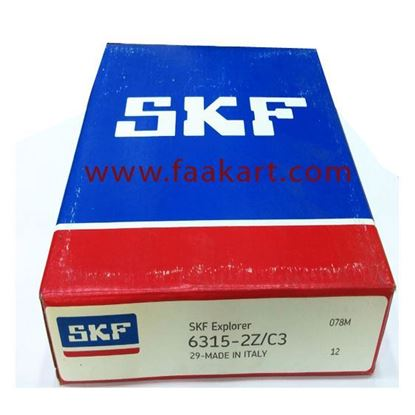 Picture of 6315-2Z/C3 SKF Deep Groove Ball Bearing