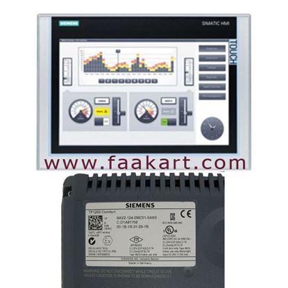 Picture of 6AV2124-0MC01-0AX0 - Siemens Touch Screen HMI Panel
