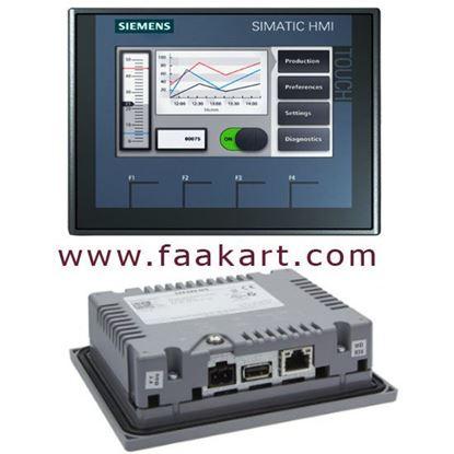 Picture of 6AV2123-2DB03-0AX0 - Siemens Touch Screen HMI Panel