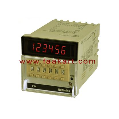 Picture of FX6 100-240VAC - Autonics Counter & Timer