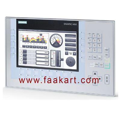 "Picture of 6AV2124-1GC01-0AX0 - SIMATIC HMI KP700 Comfort, Comfort Panel, key operation, 7"" widescreen TFT display,"