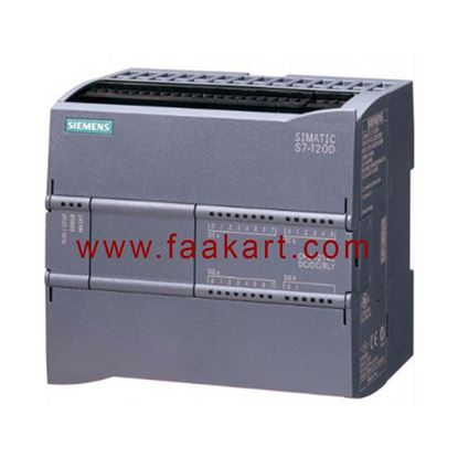 Picture of 6ES7215-1AG40-0XB0 - SIMATIC S7-1200, CPU 1215C