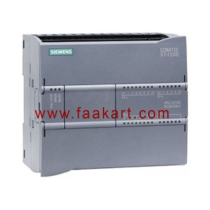 Picture of 6ES7214-1HG40-0XB0 - SIMATIC S7-1200, CPU 1214