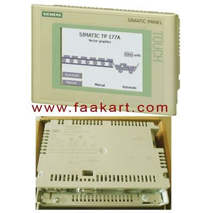 """Picture of 6AV6642-0AA11-0AX1 - SIMATIC Touch Panel TP 177A 5.7"""""""