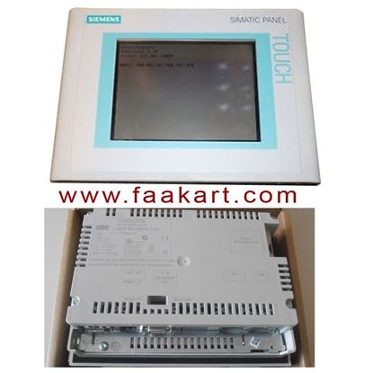 Picture of 6AV6642-0BA01-1AX1 - SIMATIC 170 Series Touch Panels
