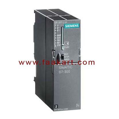 Picture of 6ES7315-2AH14-0AB0 - SIMATIC S7-300, CPU 315-2DP