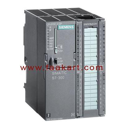 Picture of 6ES7313-6CG04-0AB0 - SIMATIC S7-300, CPU 313C-2 DP