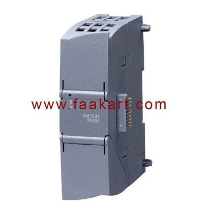 Picture of 6ES7241-1CH32-0XB0 - SIMATIC S7-1200, Communication module CM 1241