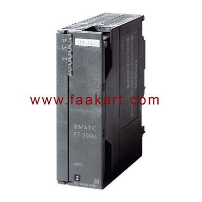 Picture of 6ES7153-2BA10-0XB0 - SIMATIC DP, Connection ET 200M IM 153-2