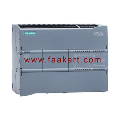 Picture of 6ES7214-1AG40-0XB0 - SIMATIC S7-1200, CPU 1214C