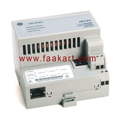 Picture of 1794-AENT Allen Bradley EtherNet/IP Communication Modules