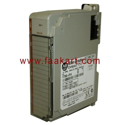 Picture of 1769-IF4  Allen Bradley Compact I/O Analog Modules