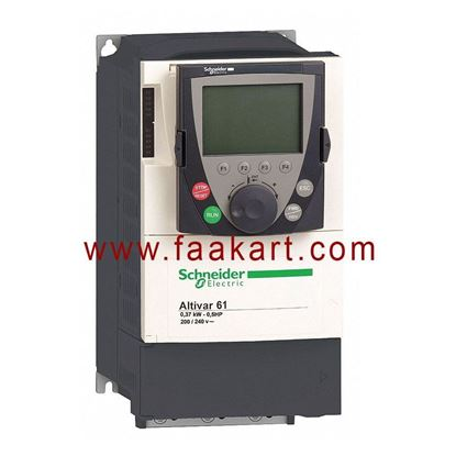Picture of ATV61HU40N4 - Schneider Variable speed drives