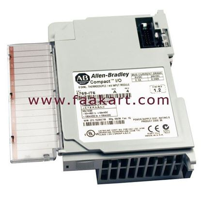 Picture of 1769-IT6 Allen Bradley Compact I/O Thermocouple/mV Input Module