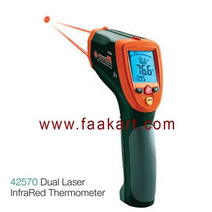 Picture of 42570 Extech's  Dual Laser InfraRed Thermometer