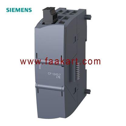 Picture of 6GK7243-7SX30-0XE0 - Siemens Simatic PLC communication modul