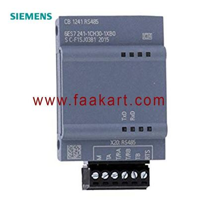 Picture of 6ES7241-1CH30-1XB0 - SIMATIC S7-1200, Communication Board CB 1241