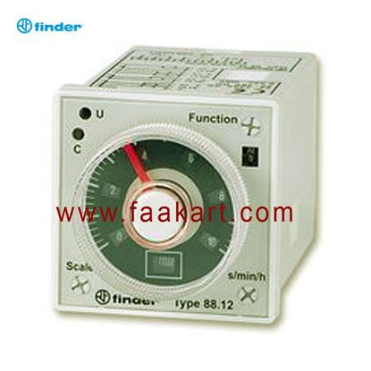 Picture of Finder 88.12.0.230.0002 Analogue Timer, Plug In