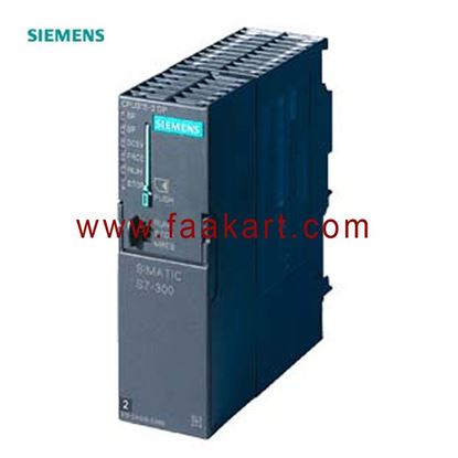 Picture of 6ES7315-2AG10-0AB0 -  SIMATIC S7-300, CPU 315-2DP