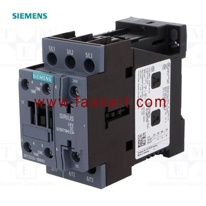 Picture of 3RT2026-1BB40 - Siemens Power Contactor