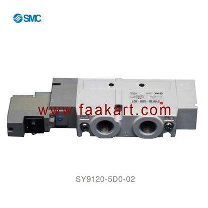 Picture of SY9120-5D0-02 SMC Solenoid Valve