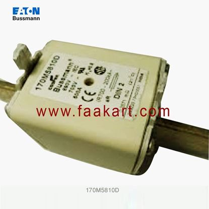 Picture of 170M5810D - BUSSMANN SERIES  FUSE 500A 690V