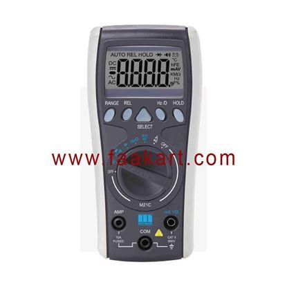 Picture of Digital Multimeter - M21C