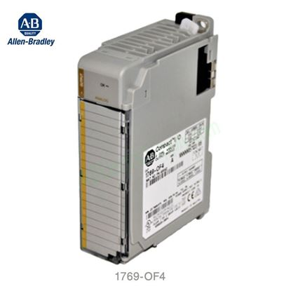 Picture of 1769-OF4 Allen Bradley Analog Output Module