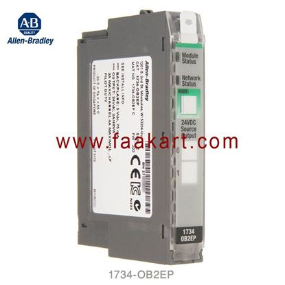 Picture of 1734-OB2EP Allen Bradley Output Module