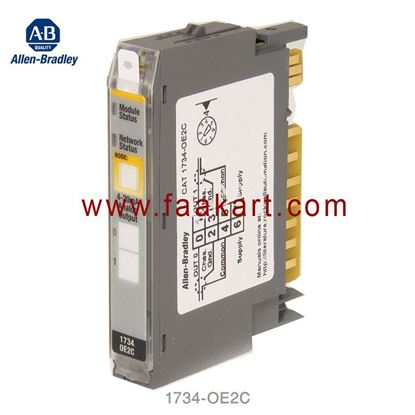 Picture of 1734-OE2C Allen Bradley Analog Output Module