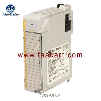 Picture of 1769-OF8V Allen Bradley Analog Output Module