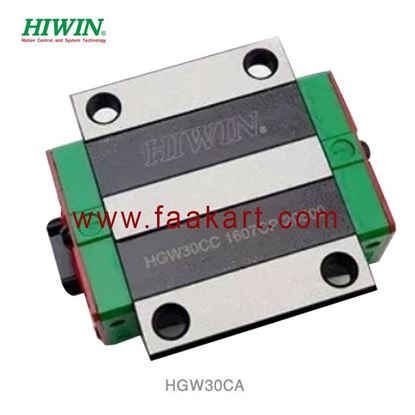 Picture of HGW30CA Hiwin Linear Block