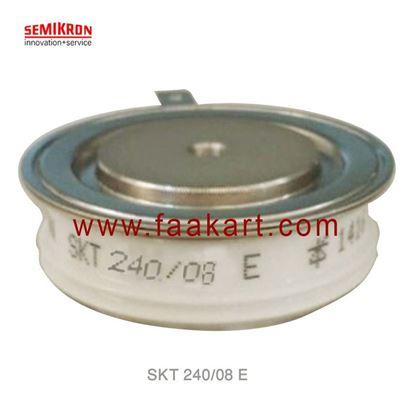 Picture of SKT 240/08 E  SEMIKRON  Thyristor
