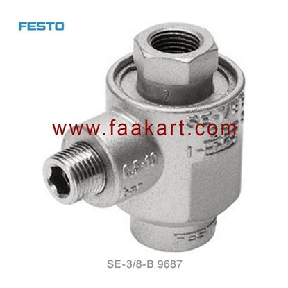 Picture of SE-3/8-B  9687 Festo SE Quick exhaust valves