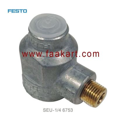 Picture of SEU-1/4- 6753 Festo SEU Quick exhaust valves