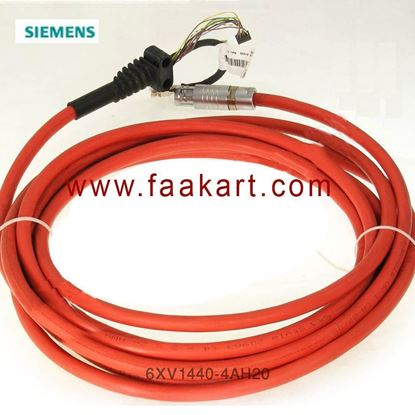 Picture of 6XV1440-4AH20 Siemens Connecting cable for Mobile Panels