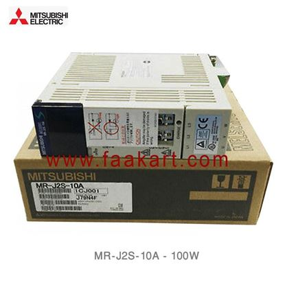 Picture of MR-J2S-10A Mitsubishi Servo driver 100W